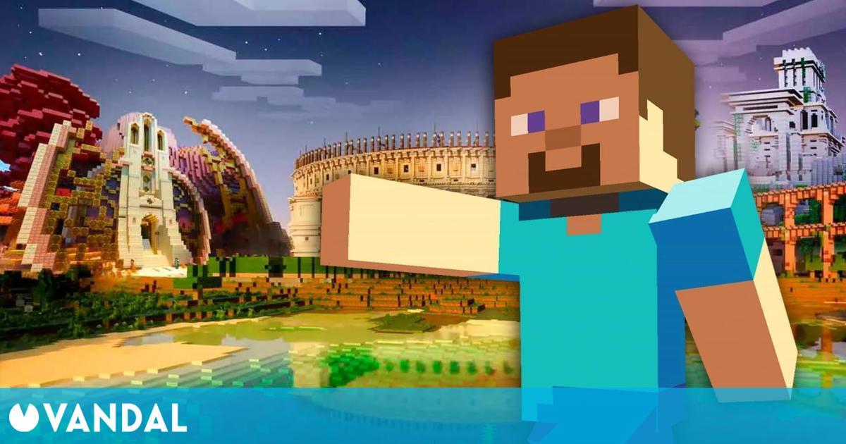 Una inmobiliaria británica busca paisajistas virtuales para Minecraft por 60 euros la hora