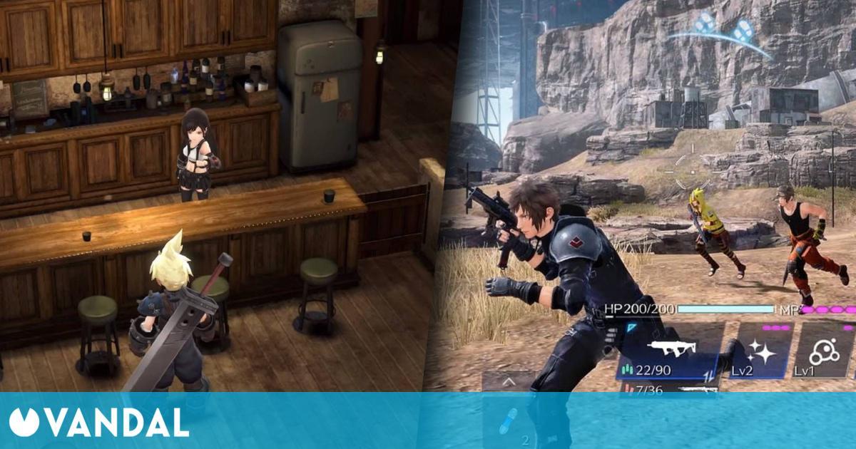 Tetsuya Nomura da nuevos detalles de Final Fantasy 7 The First Soldier y Ever Crisis
