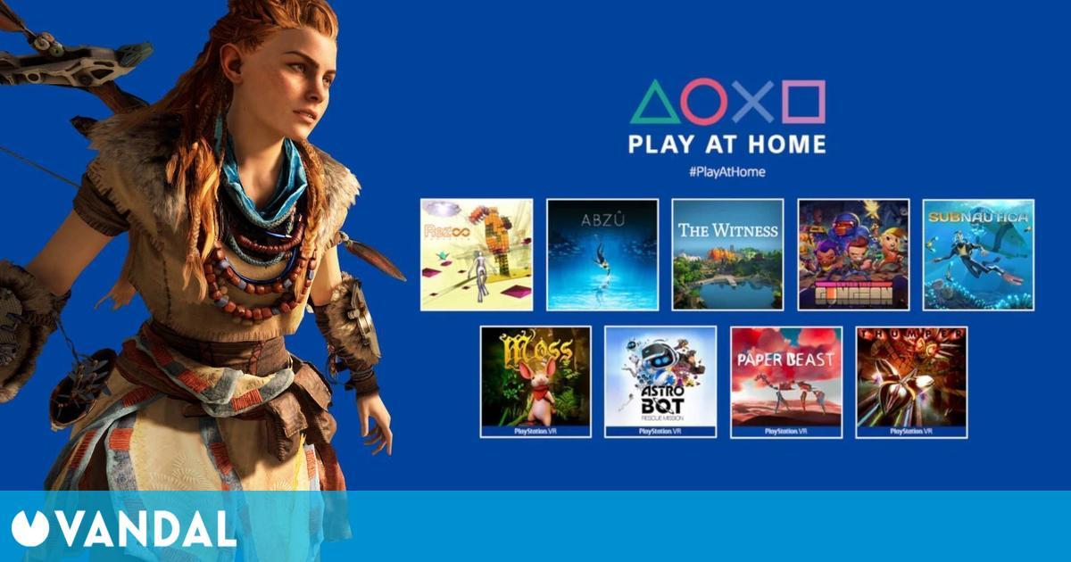 PlayStation ofrece 9 juegos gratis el 25 marzo: Subnautica, The Witness, Astro Bot y más