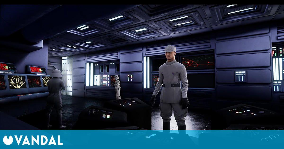 El remake fan de Star Wars: Dark Forces se muestra en vídeo