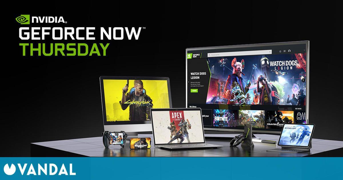 GeForce Now se actualiza con nuevas suscripciones, mayor calidad y mejoras en el servicio