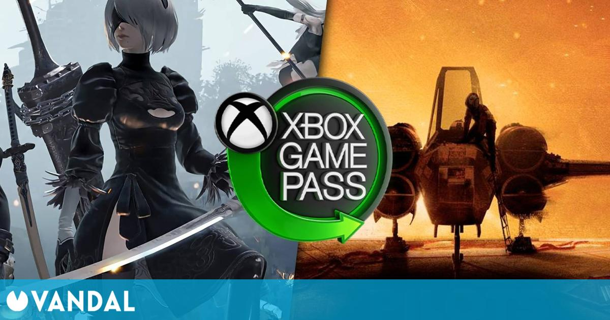 Xbox Game Pass: Nier Automata, Star Wars Squadrons y más ya disponibles