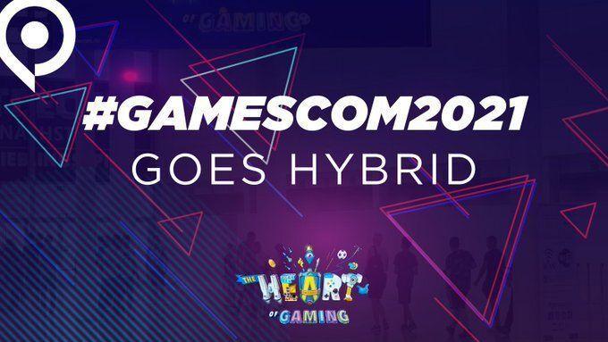 Gamescom 2021 será un evento híbrido semipresencial y se celebrará del 25 al 29 de agosto