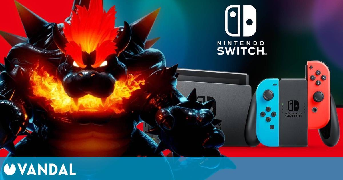 Switch y Super Mario 3D World repiten como lo más vendido en Japón una semana más