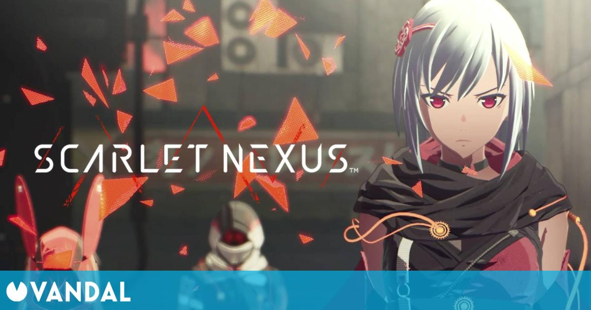 Scarlet Nexus se lanzará el 25 de junio en PS5, Xbox Series X/S, PS4, Xbox One y PC