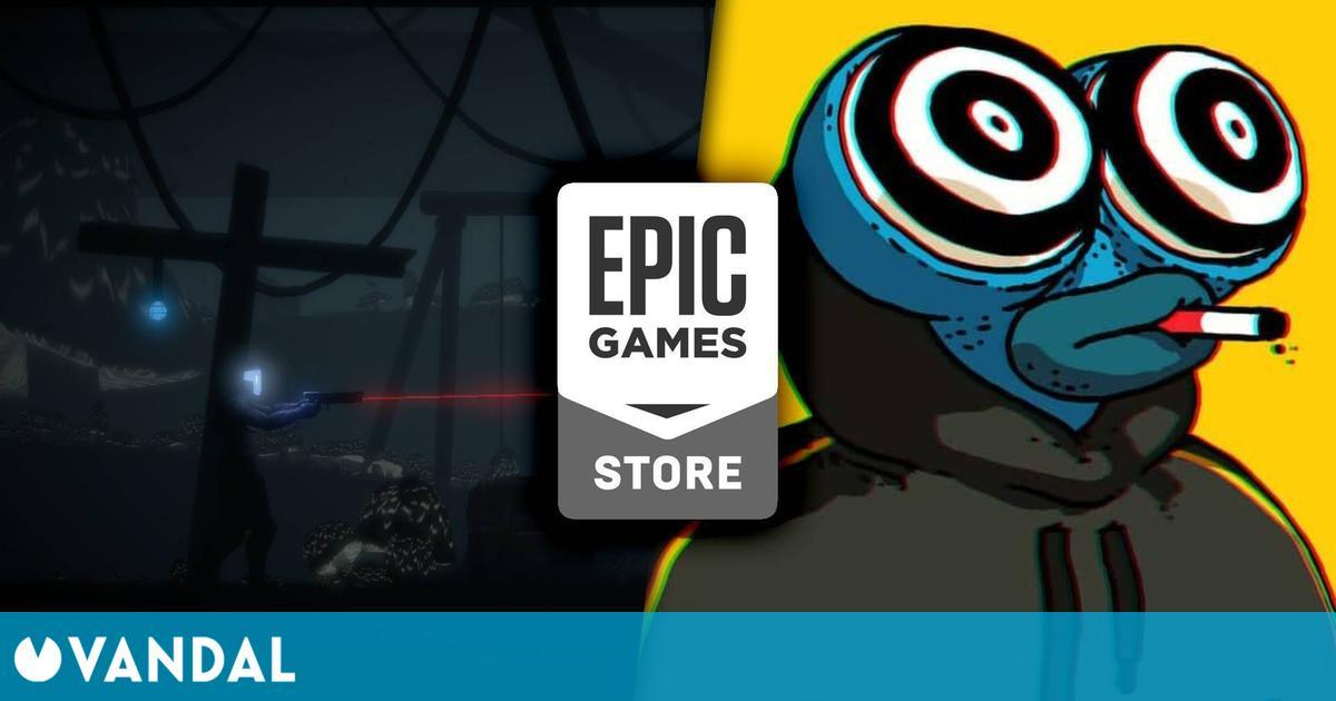 The Fall y otros 8 juegos gratis que puedes conseguir ya en Epic Games Store