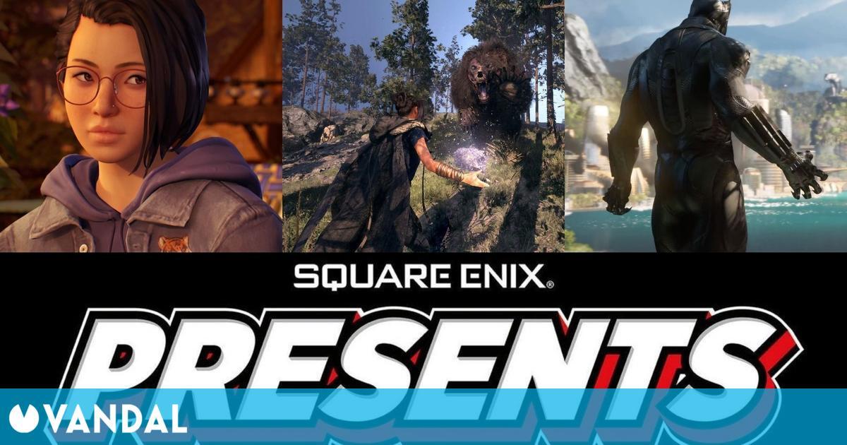 Resumen Square Enix Presents: Life is Strange: True Colors, Forspoken y más