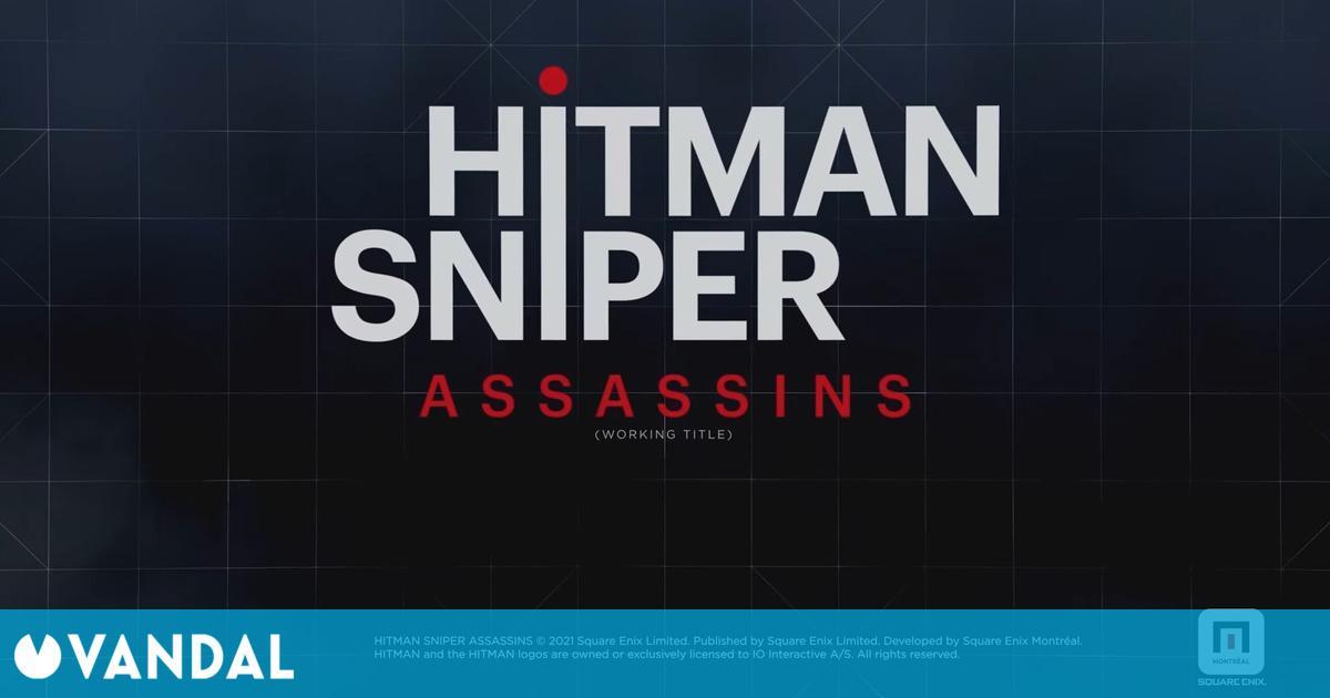 Anunciado Hitman Sniper Assassins, un nuevo spin-off de Hitman para móviles