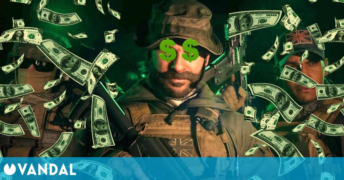 Comprar todos los packs de Call of Duty: Warzone costaría más de 6000 euros