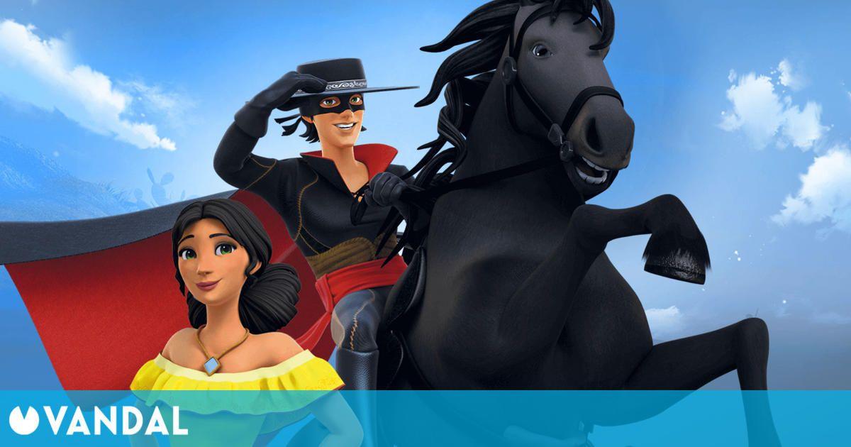 Zorro: The Chronicles, el videojuego de acción 3D de El Zorro que llegará a finales de 2021