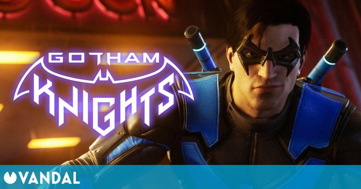 Gotham Knights, el nuevo juego del universo Batman, se retrasa hasta 2022