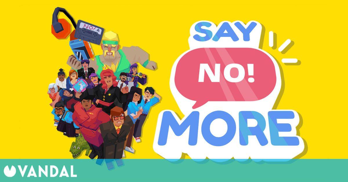 Say No! More nos enseñará a decir 'no' el 9 de abril en PC, iOS y Switch