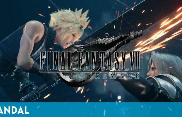 FF7 Remake: la Parte 2 aprovechará de verdad las características de PS5, según Nomura