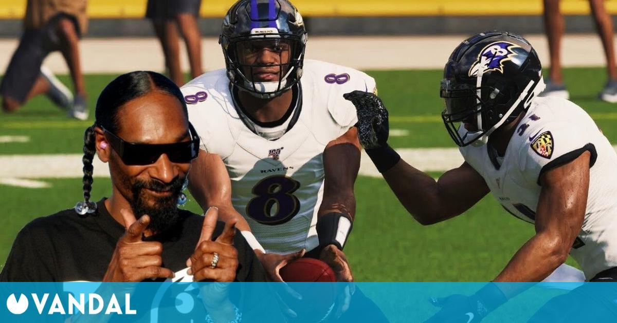 Snoop Dogg se enfada con Madden NFL 21 en directo y deja el streaming puesto