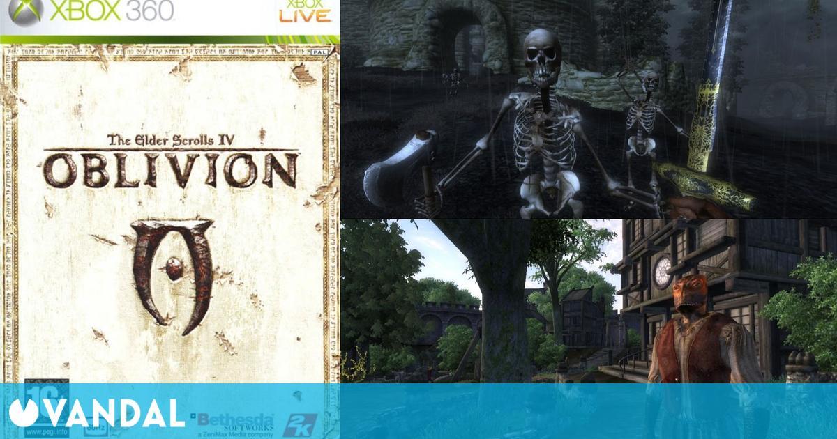 The Elder Scrolls IV: Oblivion cumple hoy 15 años