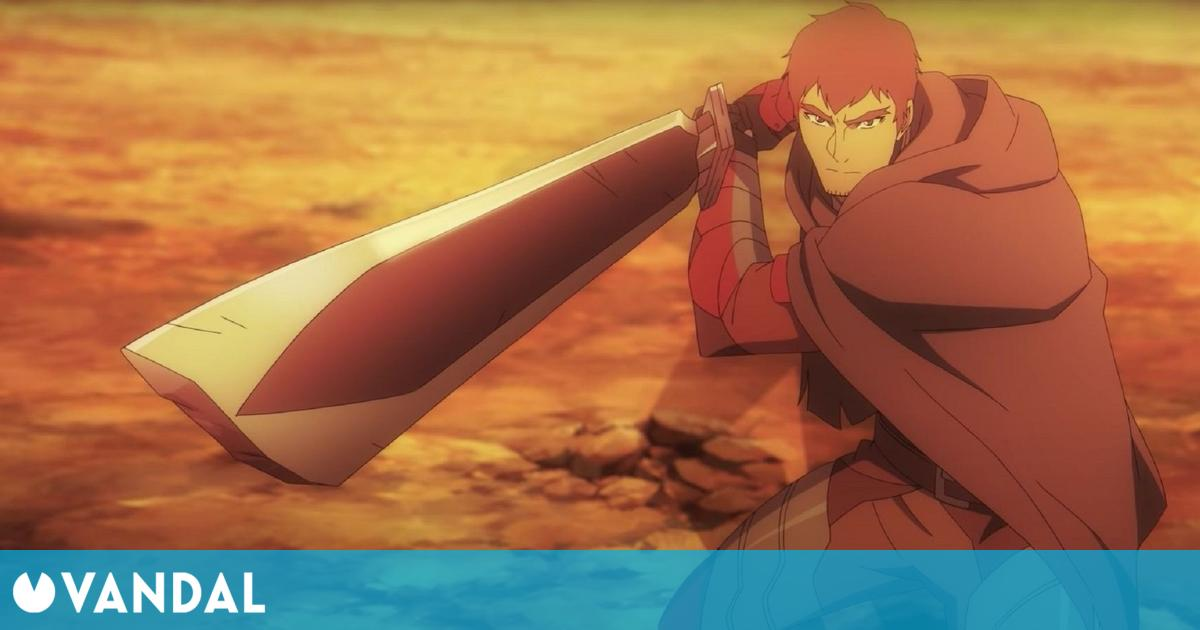 Dota: Sangre de dragón, el anime de Netflix y Valve, presenta su tráiler oficial