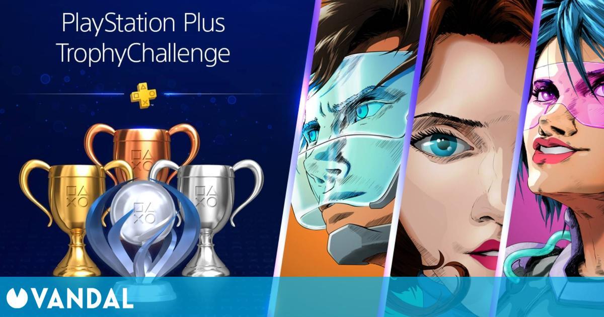 Arranca el PlayStation Plus Trophy Challenge con avatares y sorteo de PS5 como premios