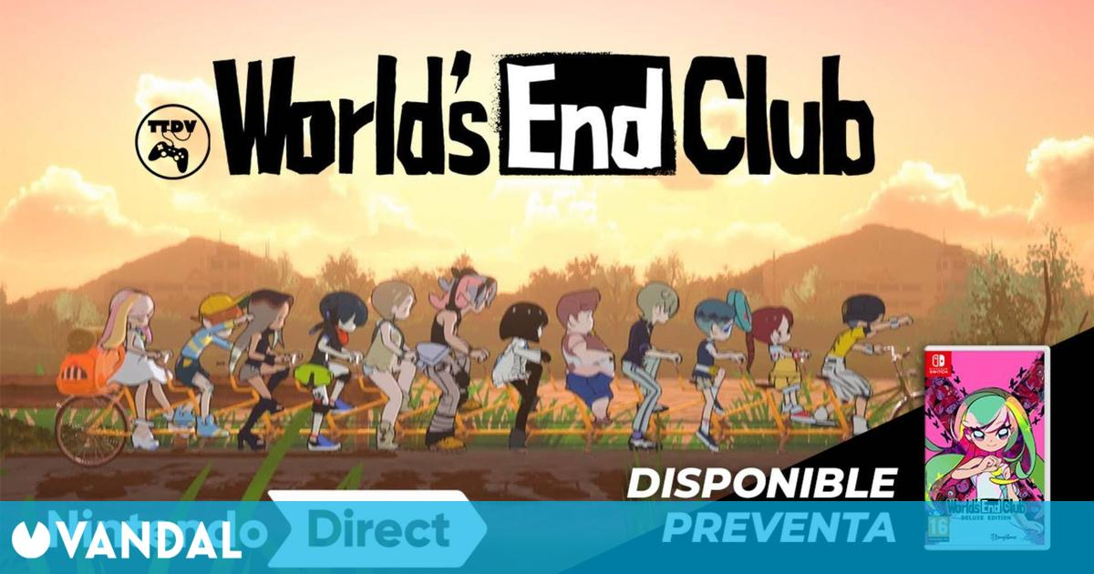 World's End Club ya está disponible para su reserva en TTDV
