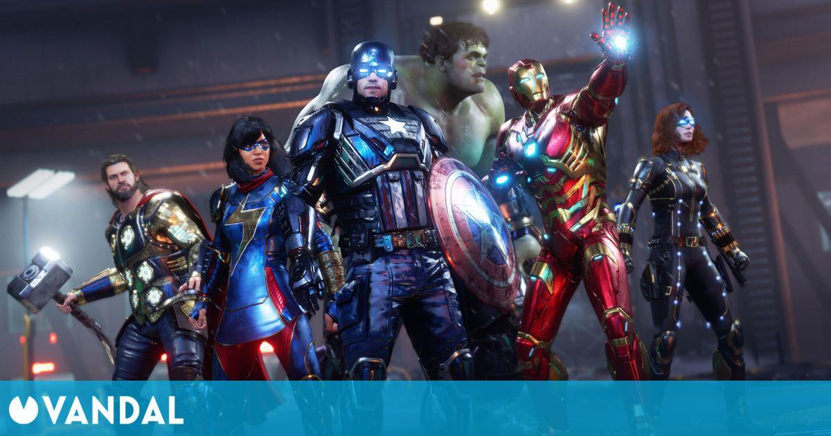 Así es Marvel's Avengers en PS5 vs Xbox Series X/S – Comparación