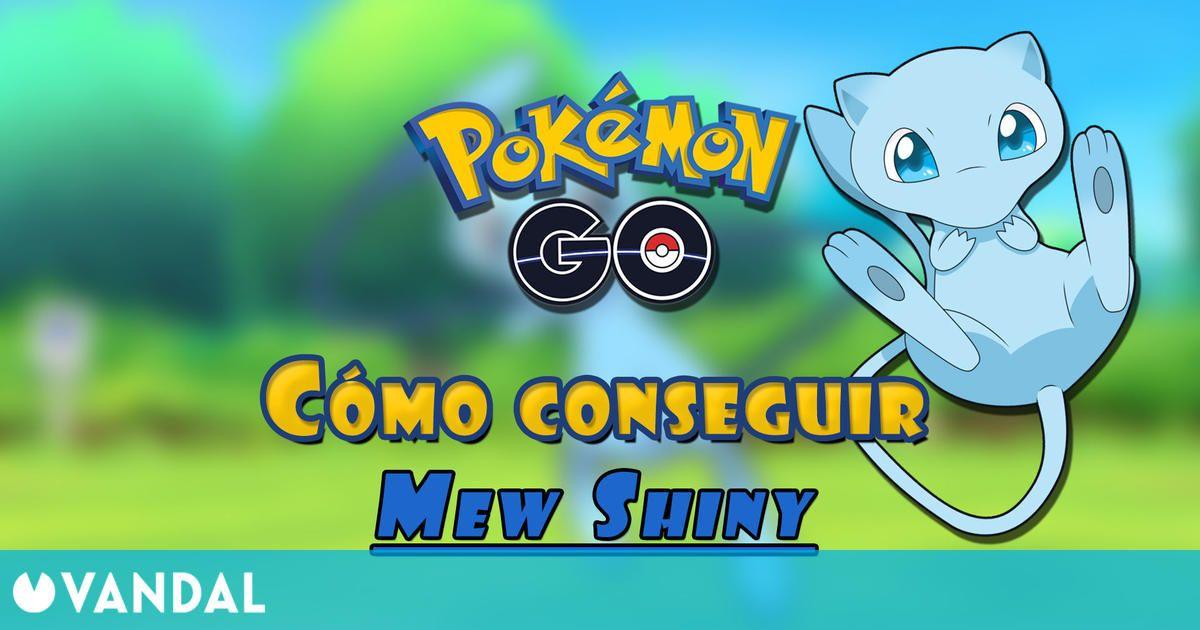 Pokémon GO: Cómo conseguir a Mew shiny; todas las tareas de su investigación