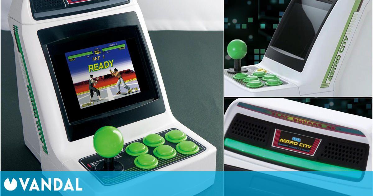 Limited Run Games lanzará la Astro City Mini en Occidente con 3500 unidades