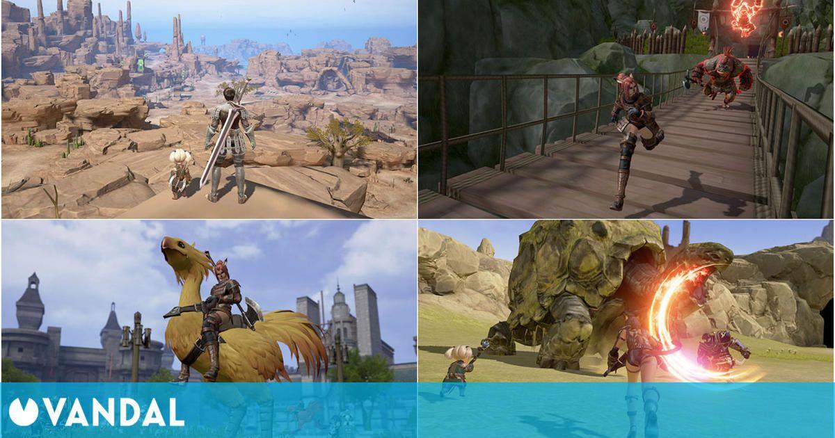 El desarrollo de Final Fantasy 11 Reboot ha sido cancelado por Square Enix y Nexon