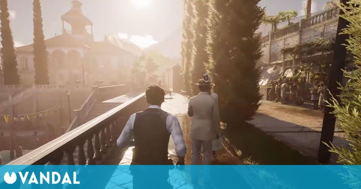 Sherlock Holmes Chapter One, la aventura de mundo abierto, presenta su gameplay tráiler