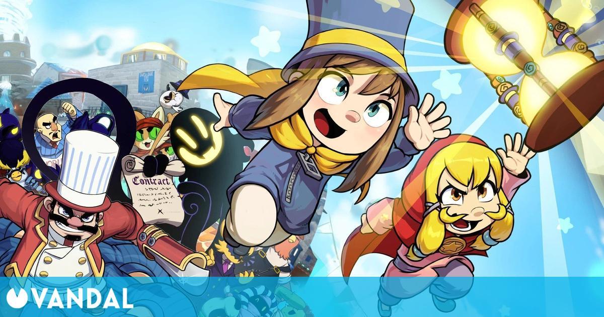 A Hat in Time: El DLC llega a PS4 y Xbox One el 31 de marzo; modo 60 fps PS5 y Xbox Series