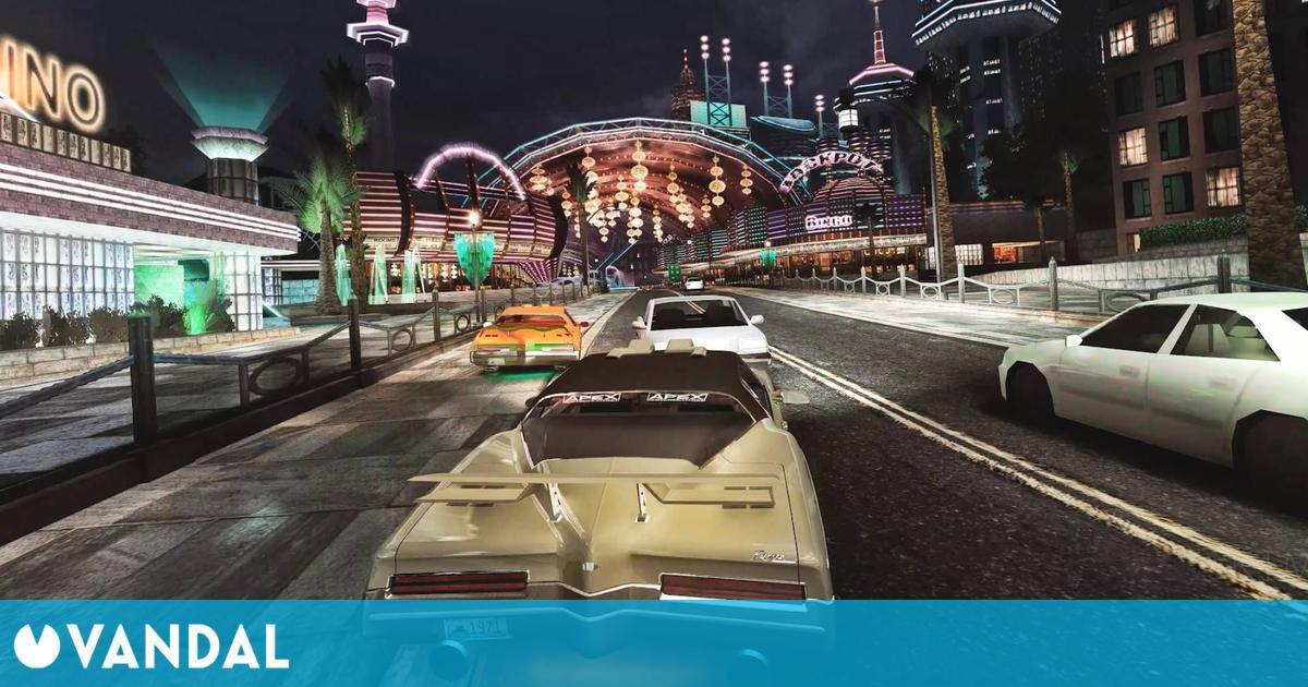 El mítico Need for Speed Underground 2 luce genial en 2021 gracias a los mods