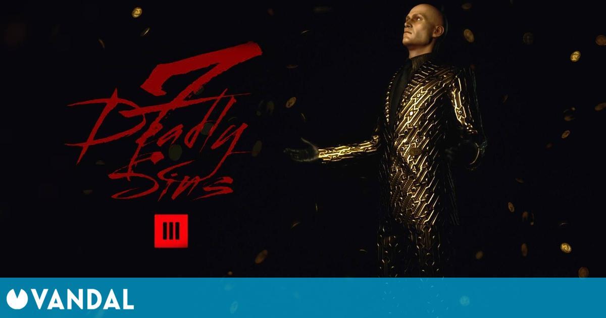 Anunciado Hitman 3: Seven Deadly Sins, un DLC dividido en siete que arranca el 30 de marzo
