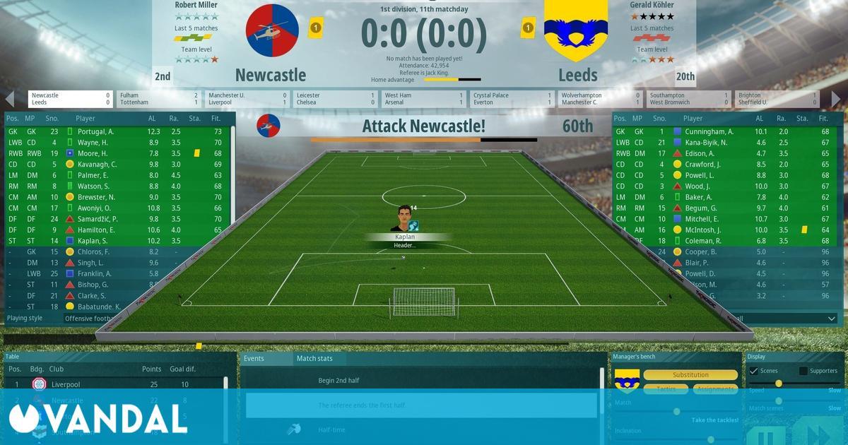 THQ Nordic lanzará We Are Football, un juego de gestión fubtolística, el 10 de junio en PC