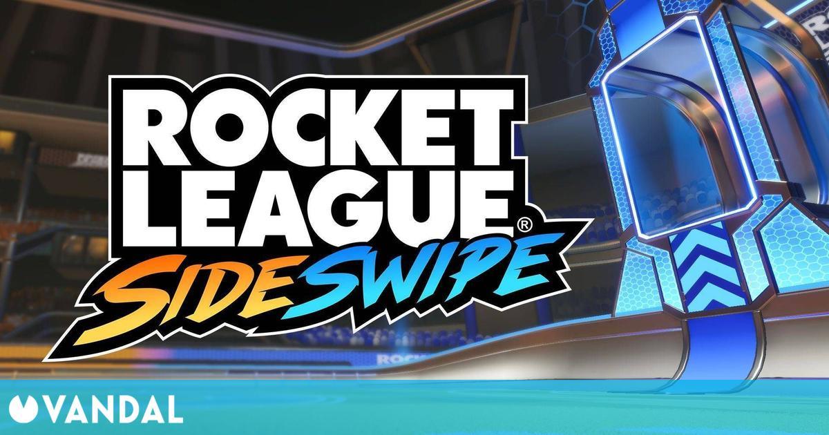 Anunciado Rocket League Sideswipe, un nuevo juego gratuito que llegará a móviles este año