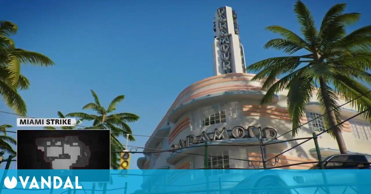 CoD: Black Ops Cold War muestra el mapa Miami Strike antes de su estreno