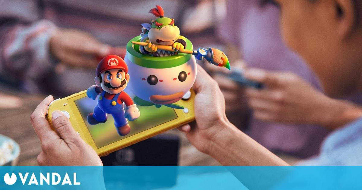 Super Mario 3D World y Switch son de nuevo los más vendido de la semana en Japón