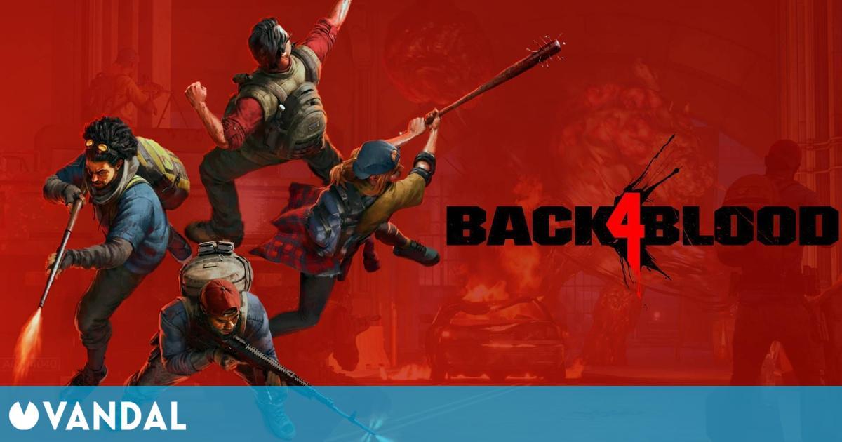 Back 4 Blood se retrasa hasta el 12 de octubre y anuncia una beta abierta para verano