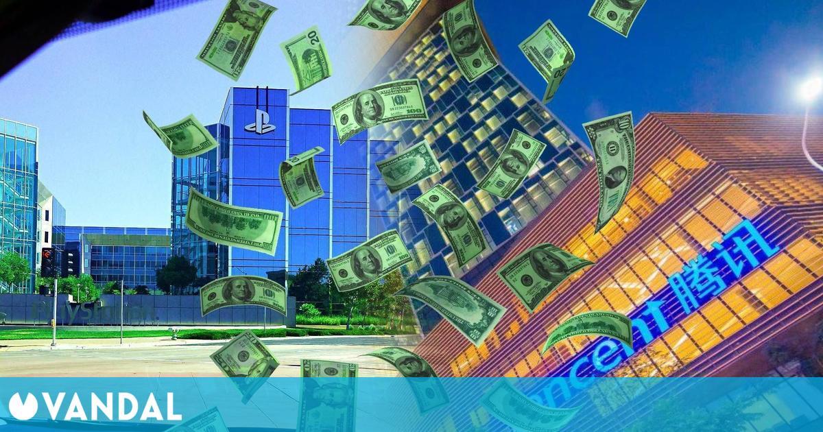 Sony, Tencent y Nintendo encabezan el top 10 de compañías de videojuegos con más ingresos