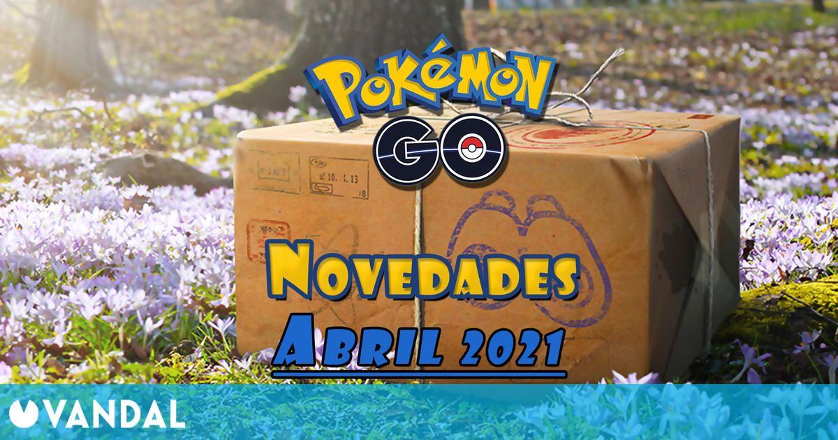 Pokémon GO: Eventos de abril 2021; Giovanni con Zapdos, Legendarios y novedades
