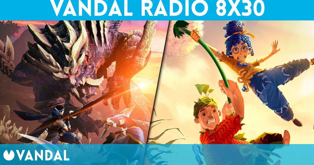 Vandal Radio 8×30 – Monster Hunter Rise, It Takes Two, New Pokémon Snap