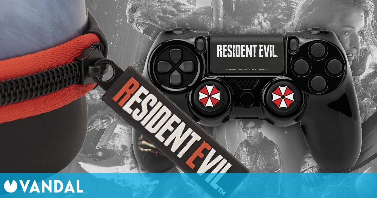FR-TEC anuncia su gama de accesorios inspirados en Resident Evil