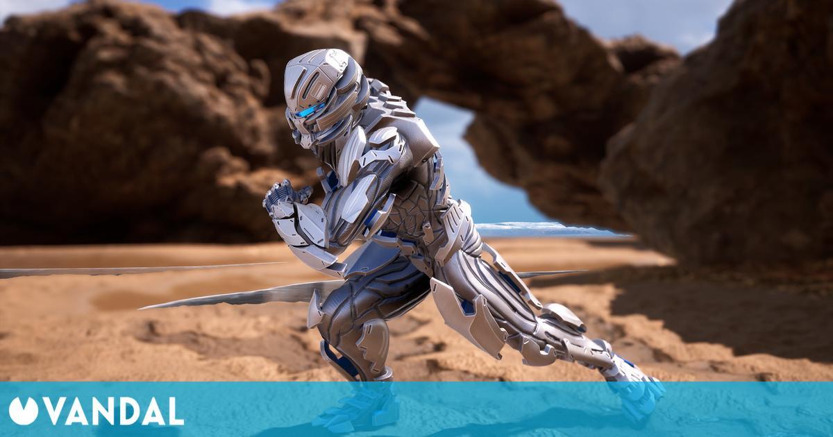 ExoMecha llevará su frenética acción a Xbox Series X/S, Xbox One y PC en agosto