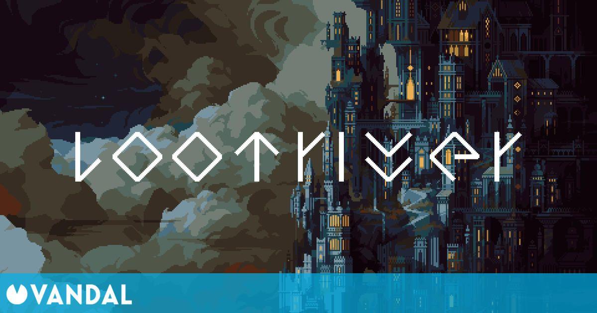 Loot River, un 'roguelite' cósmico anunciado para Xbox Series X/S, Xbox One y PC