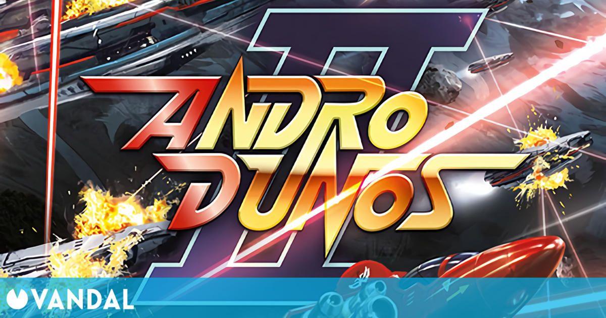 Anunciado Andro Dunos 2 para PS4, Xbox One, Switch, 3DS y Dreamcast