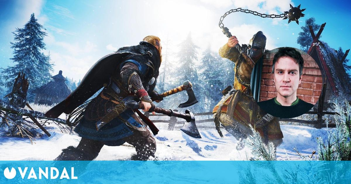 Assassin's Creed se despide de su jefe de narrativa, Darby McDevitt, que deja Ubisoft