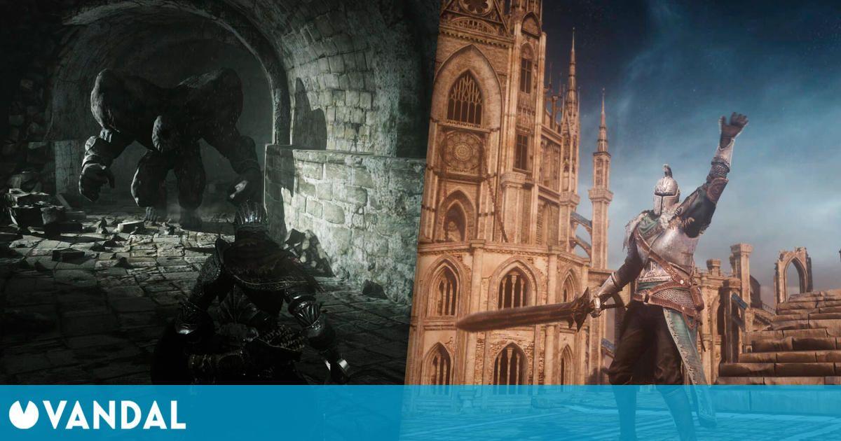 Así es el mod de Dark Souls 2 que busca rehacer la iluminación del original