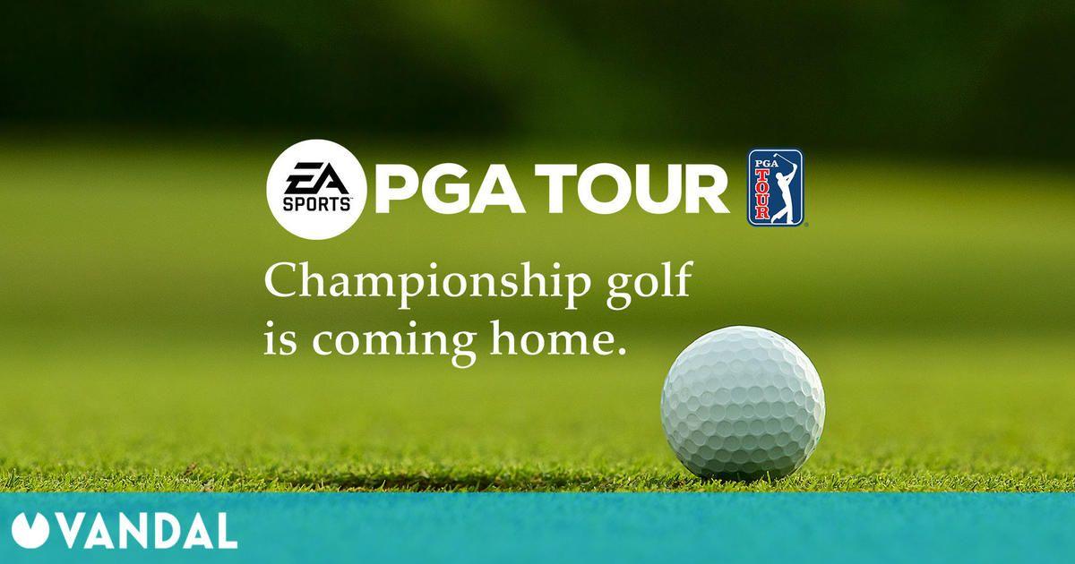 Electronic Arts anuncia EA Sports PGA Tour, golf de 'nueva generación'