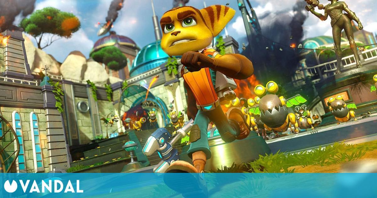 Ratchet & Clank se podrá jugar a 60fps en PS5 tras una actualización que saldrá en abril