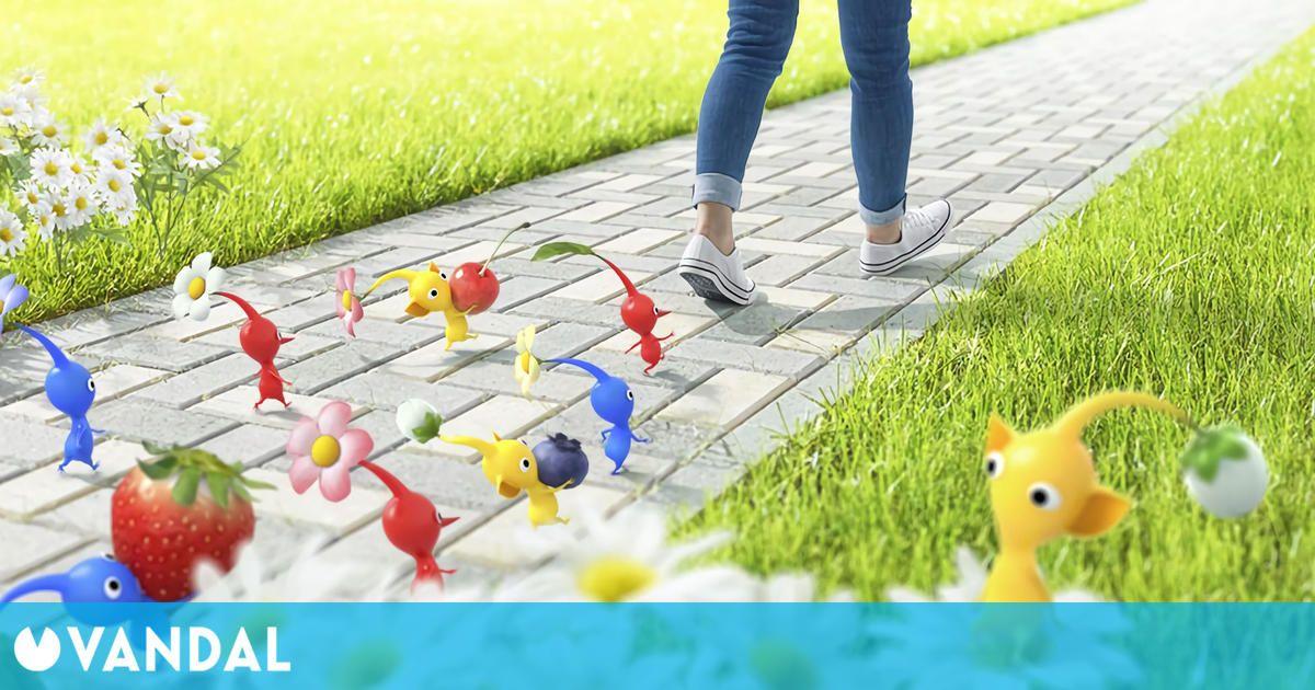 Se filtran detalles del juego de Pikmin para móviles de Nintendo y Niantic