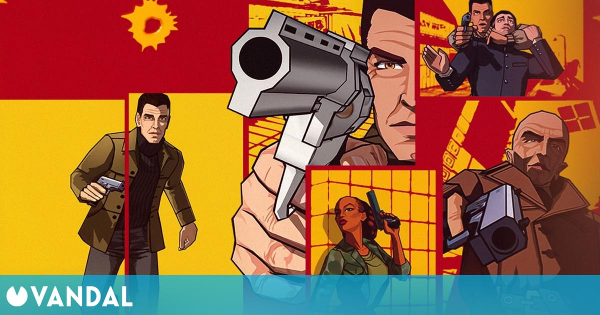 Consigue gratis el XIII original de PC en la tienda GOG.com