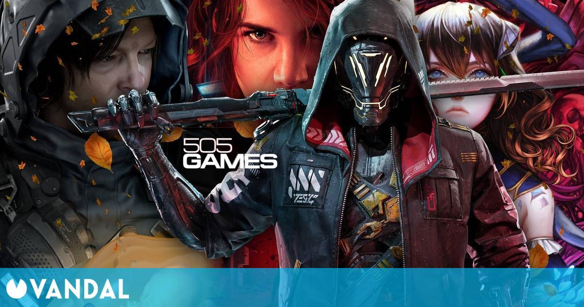 La editora 505 Games adquiere la IP de Ghostrunner por cinco millones de euros