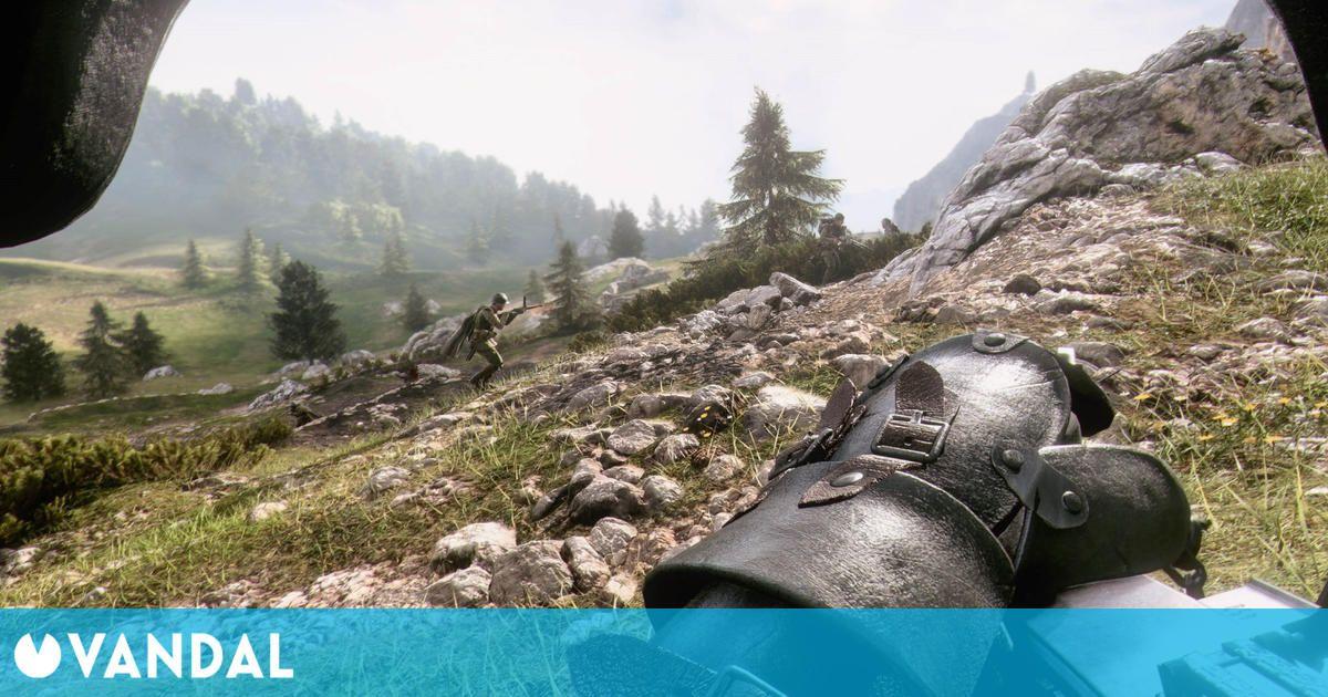 Battlefield 1 con mods y ray tracing es de los más espectacular que puedes ver en pleno 2021